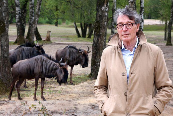 Dirk Lips, directeur van Libéma (van onder andere Safaripark Beekse Bergen en Omnisport)