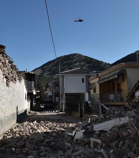 Nouveau séisme en Grèce: des centaines de personnes hors de leurs maisons