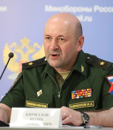 Moskou: Westen zette aanval met gifgas in scène