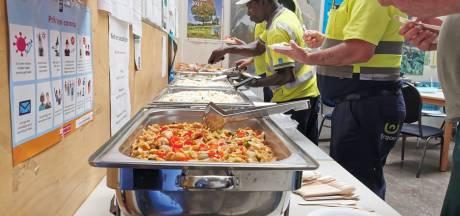 Chinese lunch voor 45 medewerkers Ergon in Eindhoven