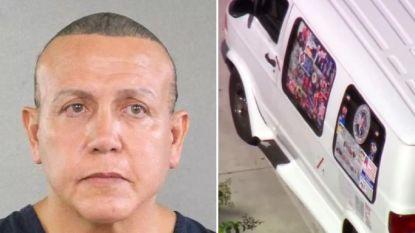 Verdachte van bompakketten aan Trumpcritici is 56-jarige man uit Florida