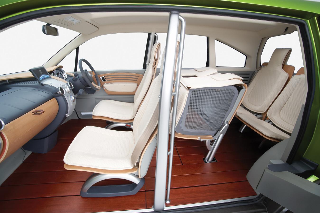 De Honda WOW Concept