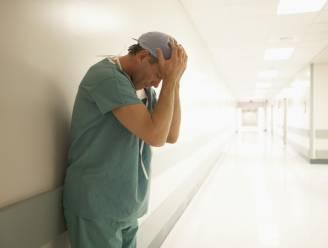 Bijna één ziekenhuisarts op vijf loopt risico op burn-out