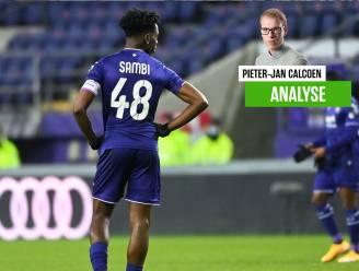 """Het blunderboek van Anderlecht werd tegen KV Mechelen nog wat dikker: """"Vandaag is iedereen Buffalo in het Lotto Park"""""""