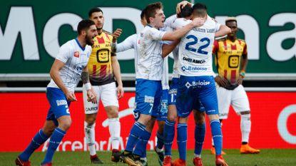 KV Mechelen geeft 0-2-voorsprong weg, maar smeert Gent wel thuis eerste puntenverlies aan onder Vanderhaeghe