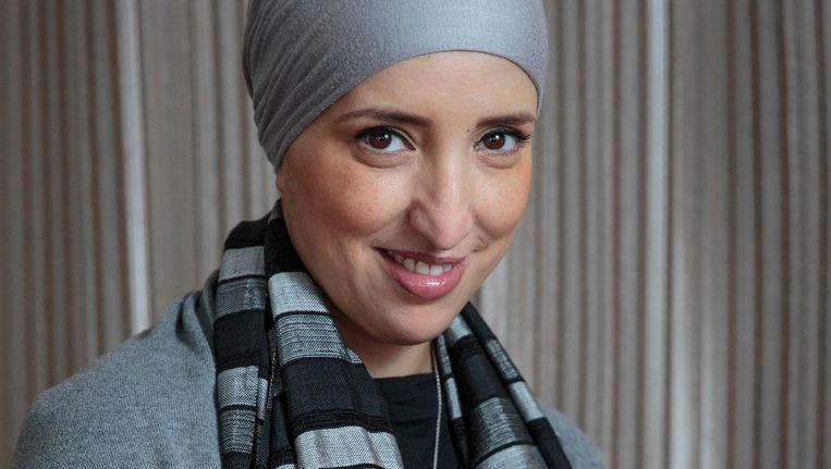 Fatima Elatik stopt eerder dan gepland als directeur diversiteit bij de politie. Beeld Dingena Mol