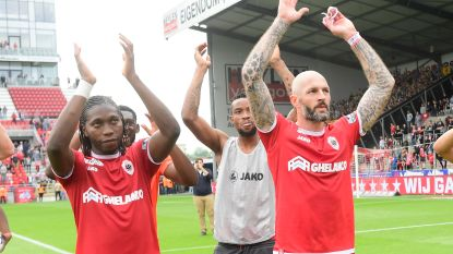"""Deze match kon tellen als afsluiter"": reacties na Antwerp-Charleroi"