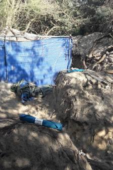 Woedende dakloze maakte van Haagse duinen zijn thuis en weigert hulp: 'Beste om de man niet zelf te benaderen'
