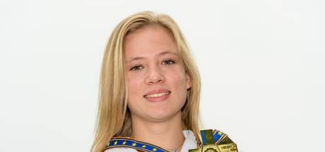 Judoka Amber Gersjes naar WK-finale