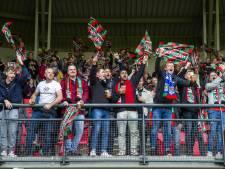 Supportersvereniging hoopt dat NEC alsnog thuiswedstrijden in ander stadion kan spelen