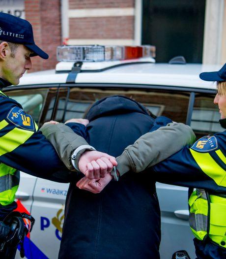 Misdaad daalt opnieuw, politie jaagt het vaakst op 18-jarige
