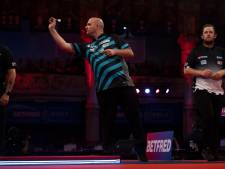 Oud-winnaar Cross onderuit in achtste finales, Price en titelverdediger Van den Bergh door