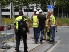 Engelse brandbom op Strijp-S opgegraven en op Oirschotse hei tot ontploffing gebracht