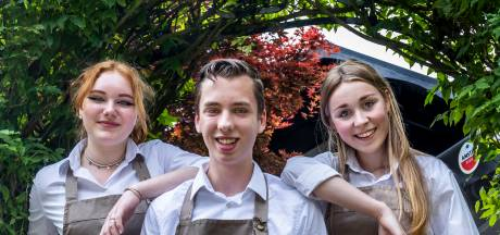 Puur voor het geld? Dit zijn volgens Carmen (15), Jasper (16) en Kiki (15) óók goede redenen om in de horeca te werken