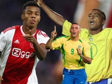 Neres in voetsporen Romario en Ronaldo