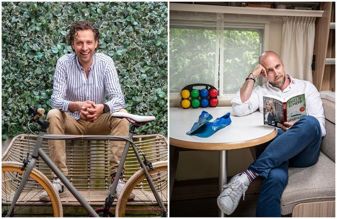 Experts Mark Tigchelaar en Björn Deusings weten precies hoe jij deze zomer écht los kan komen van je werk.
