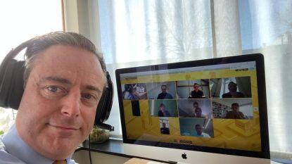 """Bart De Wever leidt Antwerpen door de lockdown: """"Hopen dat de stad in de zomer herleeft, maar grote evenementen met internationaal publiek mogen we dit jaar vergeten"""""""