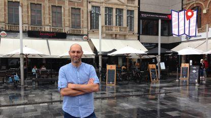 """De warmste vakantieplek van Vlaanderen, met ex-voetballer Bjorn Ruytinx: """"Het Martelarenplein is pareltje in wording"""""""