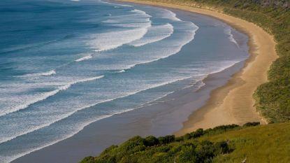 Hittekaarten onthullen gigantische rode vlek in Stille Oceaan: zeewater tot 6 graden warmer dan normaal