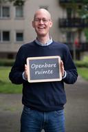 Hoogleraar Gert-Jan Hospers.