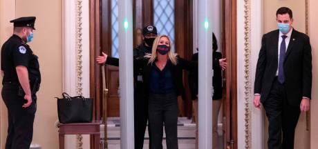 Amerikaanse Congresleden bang te worden vermoord door extreme collega's