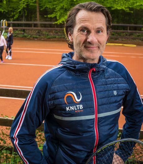 Cadeautje dankzij corona: tennisclubs weten niet meer waar ze nieuwe leden moeten laten