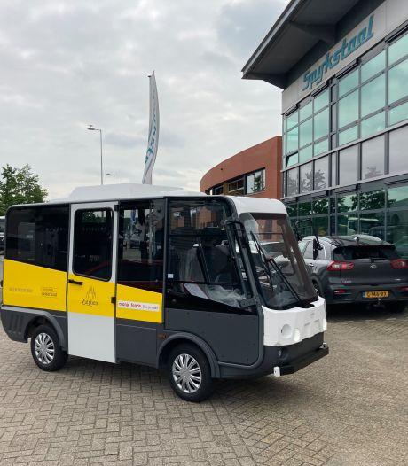 Minibusjes binnenkort de weg op in Zutphen: ouderen mogen ze in augustus gratis uitproberen