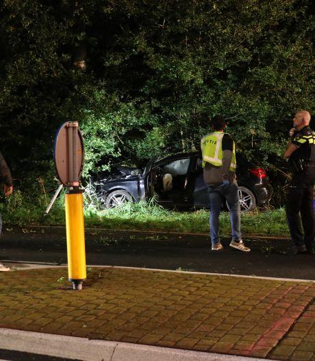 Twee gewonden naar ziekenhuis na ernstig ongeval op Urk
