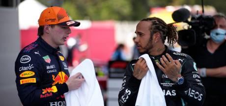 Verstappen 'makkelijke prooi' voor Hamilton: 'Was gewoon te langzaam'