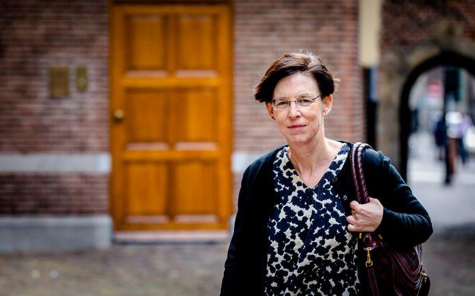 Laura van Geest (bestuursvoorzitter AFM).