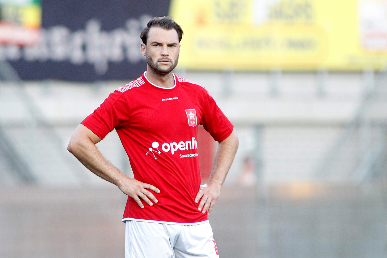 Kjell Knops geniet interesse van Helmond Sport.