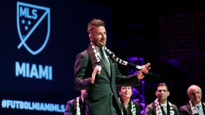 """FT buitenland: """"Je tekent pas als je blij bent met wat op papier staat"""", zegt Mourinho over Fellaini - David Beckham lanceert voetbalteam Miami"""