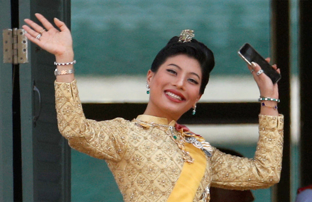De Thaise prinses Sirivannavari.