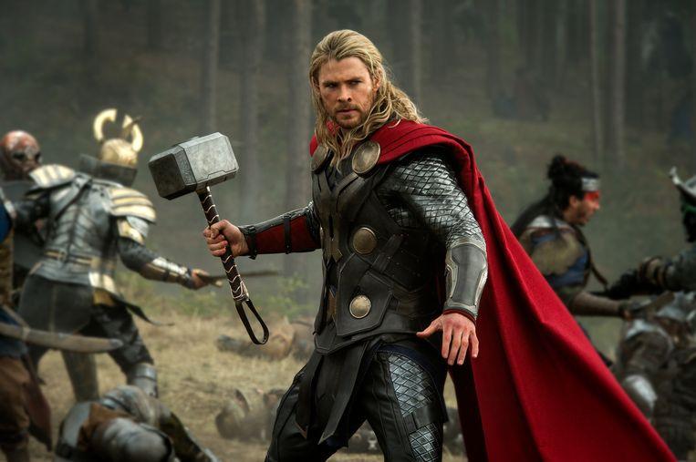 Chris Hemsworth in 'Thor: The Dark World'.  Beeld