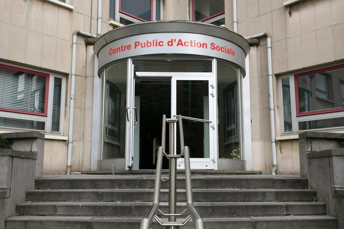 Centre Public d'Action Sociale de Charleroi      PICTURE NOT INCLUDED IN THE CONTRACT