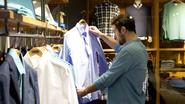 In Vlaamse winkels is de blanke man koning
