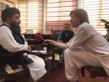Un journaliste belge obtient un entretien avec le porte-parole des talibans
