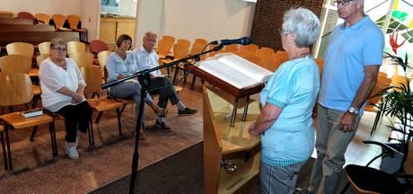 Bijbelmarathon Tholen: 'Lezen van kaft tot kaft'