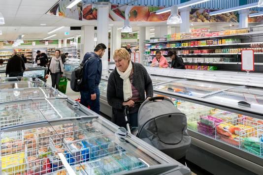 Amazing Oriental is een hele grote nieuwe Aziatische supermarkt in de Gruttostraat.