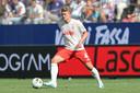 Matthijs de Ligt in het shirt van Juventus.