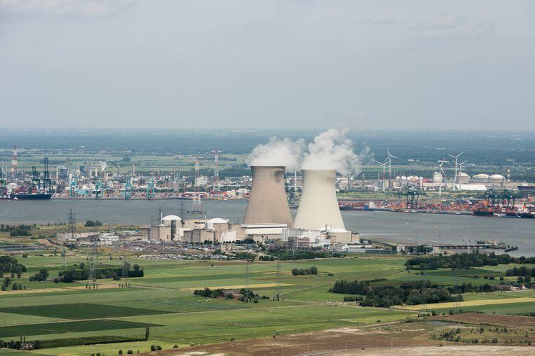 De kerncentrale in Doel. Beeld Photo News