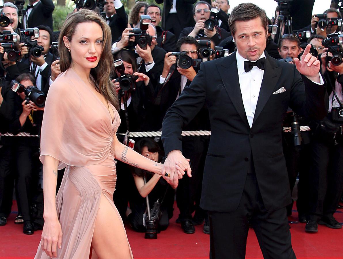 Joulie angelina Angelina Jolie's