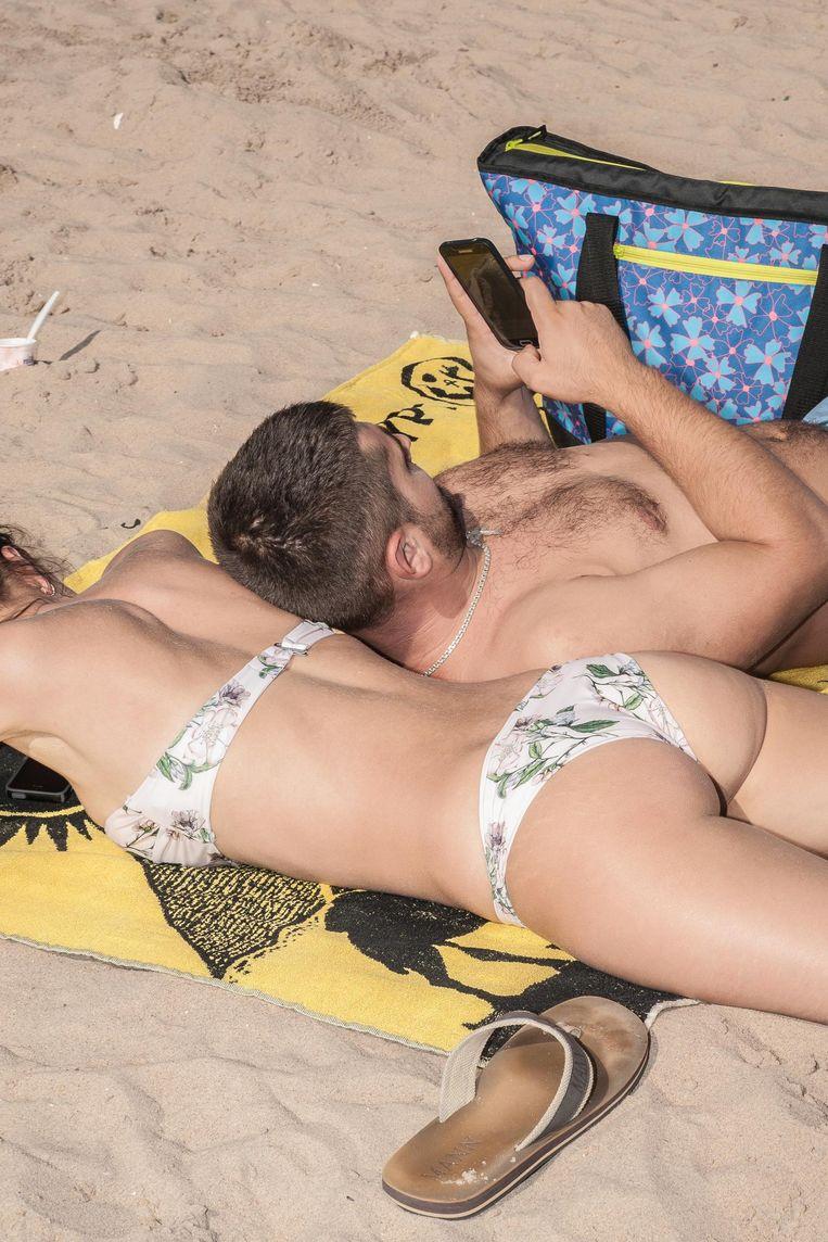 Rockaway Beach Beeld Lydo Le