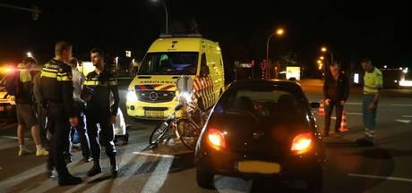 Aanrijding tussen auto en fietser in Waalwijk