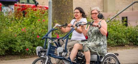 Samen Woerden verkennen? Pak vanaf nu de duo-fiets!