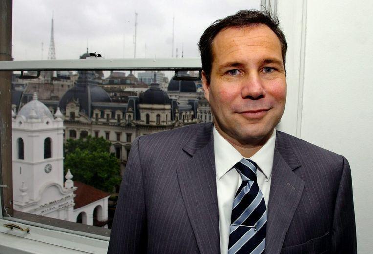 Alberto Nisman Beeld epa