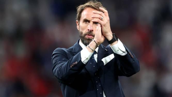 """Engels bondscoach Southgate diep ontgoocheld: """"Dit doet heel veel pijn"""""""