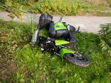 Vernielde deelscooter gevonden in Amersfoort