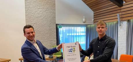 Van collectieve moestuin tot dartstoernooi, West Maas en Waal beloont zes initiatieven met certificaat