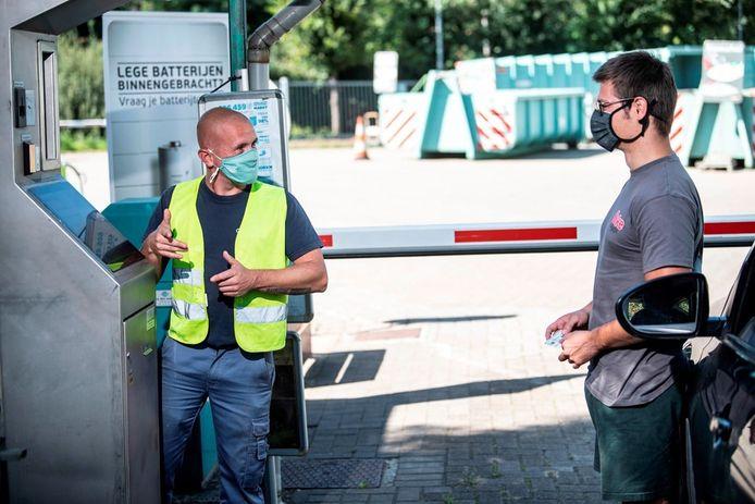 Stad Zoutleeuw verlengt de termijn om afval ten gevolge van waterschade kosteloos naar het recyclagepark tot en met 14 augustus.